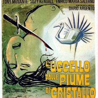Episode 161: The Bird with the Crystal Plumage - Arrow Video release