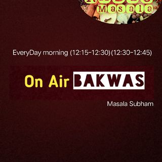 Episode 1 - Onair Bakwas | Radio Masala