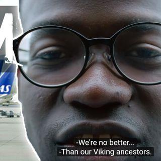 """SAS-reklamen: """"Inget är skandinaviskt""""   Anton och Jonas"""