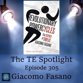 Episode 305 - Giacomo Fasano