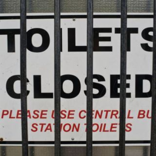 Is the UK going down the toilet?