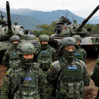 Episode 487: Taiwan and the Challenge of Modern Strategic Defensive Posture