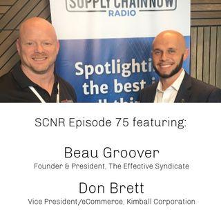 Supply Chain Now Radio Episode 75