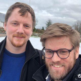 1. søndag i fasten. Pelle Kviesgaard i samtale med Daniel Høgagard