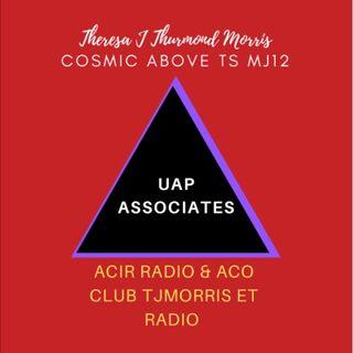 Cosmic Channel Conscious with TJ Morris ET Spirit Guide