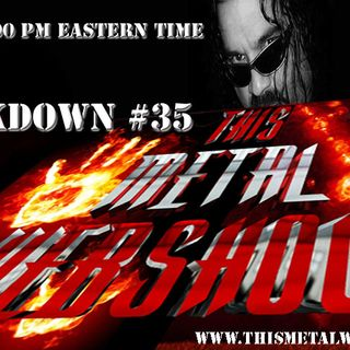 This Metal Webshow  LIVE Lockdown #35