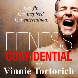 Celebrity Fitness Trainer - Vinnie Tortorich Part 1