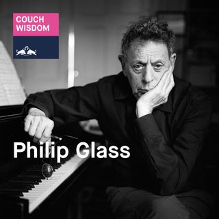 Definitive American composer Philip Glass