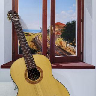 La finestra tra le note 1° PARTE - Viaggio tra poesia dialettale e teatro