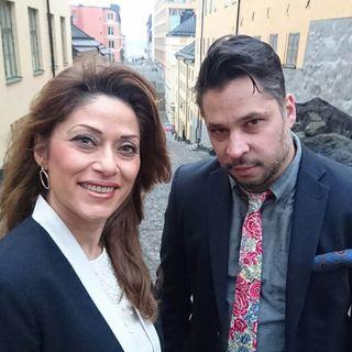 Azita Shariati – en kärlekshistoria