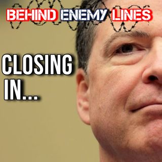 The Walls Close In On Comey?