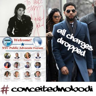Jussie Smollett All charges dropped / Michael Jackson Documentary Believe it or not / Growing up Queens NY
