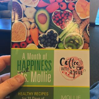 Episode 13 - A Month Of Happiness With Ms.Mollie Ann Holt's show