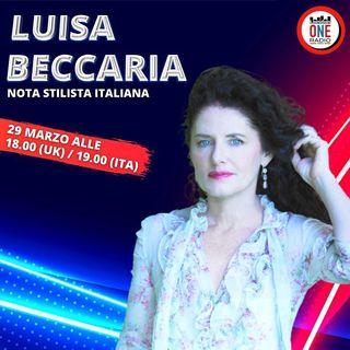 """Luisa Beccaria: """"I nostri abiti sono abbracci"""""""