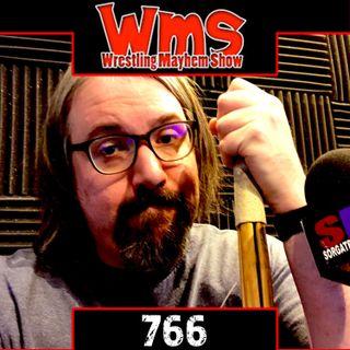 Enter Sorgman | Wrestling Mayhem Show 766