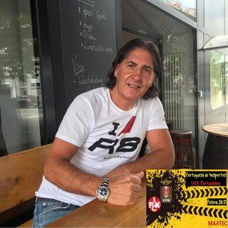 Entrevista a Antonio Machado - Diretor de Futebol da Portuguesa de Desportos Kaiserslautern / Kaiserslautern Portugueses