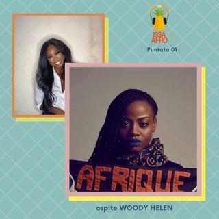 Issa Afro Puntata 01 ospite Woody Helen