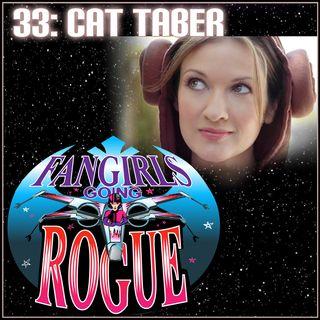 #33: CAT TABER