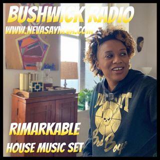 Rimarkable MLK House Mix on Bushwick Radio 2021