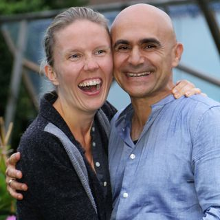 "24: ""Hvordan har vi det, skat?"" - Det personlige afsnit! - Samtale med min mand Simon Søndergaard & Jan Kaa"