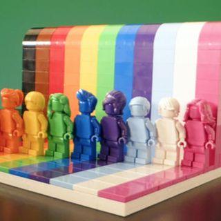 Svolta Lego, niente più etichette di genere sui giocattoli