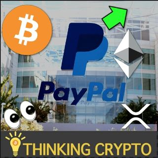PAYPAL PUMPS BITCOIN! WILL OFFER CRYPTO PAYMENTS, WALLET, BUY, SELL TRADE IN 2021