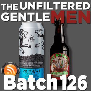 Batch126: Firestone Walker Gen-1 IPA & Port Brewing Santa's Little Helper