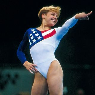 Sports of All Sorts: Olympic Gymnast Amanda Borden