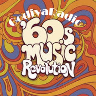25th February 2021 Godiva Radio playing more of the Greatest Classic 60s Hits with Gray.