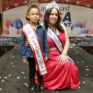 "Weekly Rundown Radio Show ""Special Guest Ms. East Coast Connecticut USA Adia Johnson"""