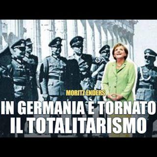 Moritz Enders La Germania è in pericolo. Siamo schiacciati da un regime
