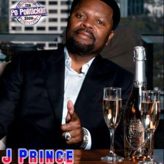 Episode 500 - J Prince @jprincerespect