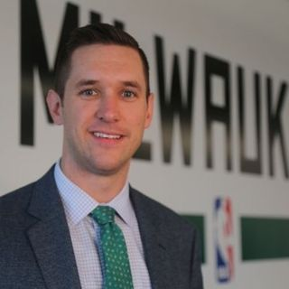 Ep. 607 - Wes Warne (Sales Development, Milwaukee Bucks)