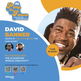 Automated Rap: The Algorithm vs. Creativity featuring David Banner