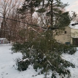 Billerica Deputy Fire Chief Tom Ferraro On Storm Recovery