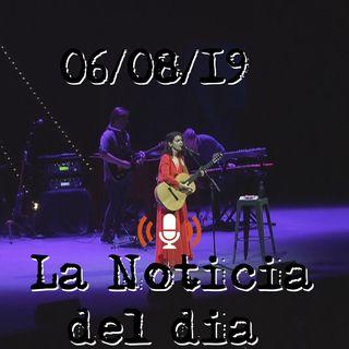 Katie Melua impregna Cap Roig con su voz sensible y elegante | LaNoticiaDelDia
