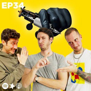 Episodio 34: Ci tatuiamo in diretta?