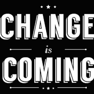 CHANGE IS COMING AND WHAT A WAY + DIVINE INTEL