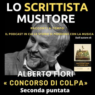 «CONCORSO DI COLPA» -2X12 Racconti a tempo