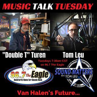(Music Talk Tuesday): Van Halen's Future