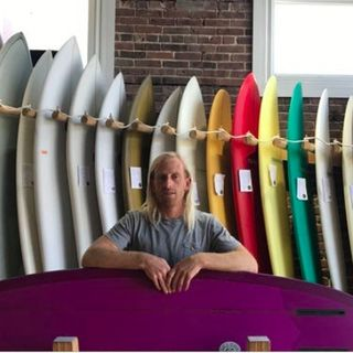 Phil Browne of Glide Surf Co