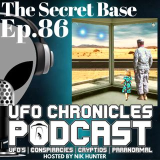 Ep.86 The Secret Base