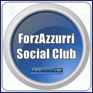 ForzAzzurri Social Club - prepartita Napoli-Genoa