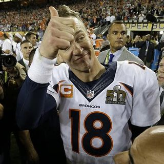 the manning celebration