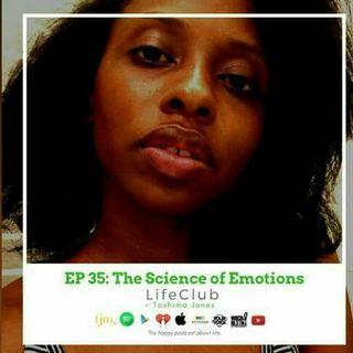 LifeClub with Tashima Jones: The Science of Emotions