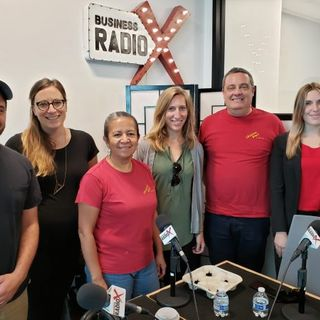 Atlanta Cares Radio: Robin Chanin with Global Growers Network, Ken and Jeannette Katz with Kosher Guacamole and Micah Dalton with ATL Collec