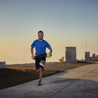 """Oggi l'addio a Fabrizio, il runner innamorato di montagna e di vita. """"Eri uno spirito libero"""""""