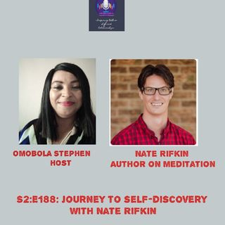 E189: Journey To Self-discovery With Nate Rifkin