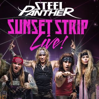 Lexxi Foxxx STEEL PANTHER Interview