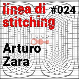 Ep. 24 - Arturo Zara - La realtà virtuale e l'archeologia